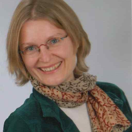 Ihre Lehrerin Antje Tenckhoff
